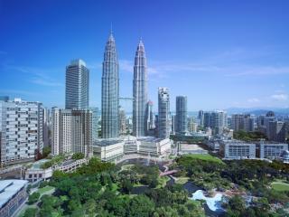 Kuala Lumpur Day View