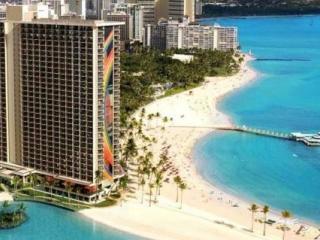 Rainbow Tower at Hilton