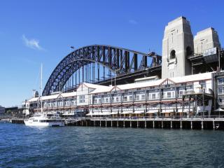 The Sebel and Sydney Harbour Bridge