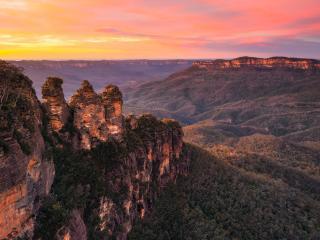 Three Sisters Blue Mountains Destination NSW