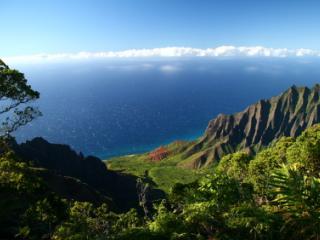 Kauai - Kalalau Valley, Waimea Canyon State Park
