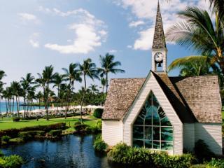 Maui Church by the Sea