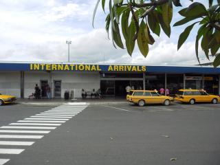 Nadi Airport International Arrivals