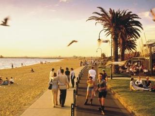 Victoria Region - St Kilda Beach