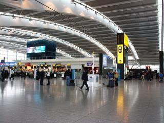 England London Heathrow Airport