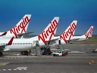 Virgin Airplanes