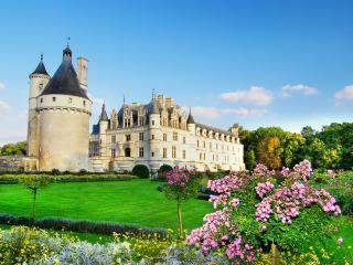 Loire Valley, Chenonceau Castle