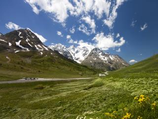 Alpes Du Sud - Monetier Les Bains