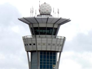 Orly Airport Air Traffic Control Tower