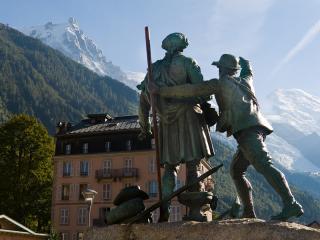 French Alps - Aiguille du Midi, Chamonix