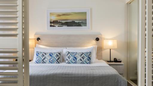 1 Bedroom Premier - Bedroom