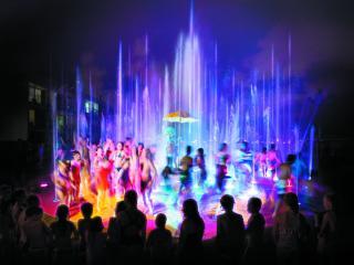 Splashbash Night Show