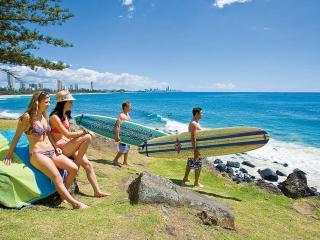 Gold Coast City Sights - Burleigh Heads