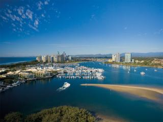 Main Beach and Broadwater