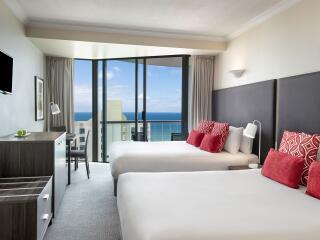 Hotel Deluxe Twin Ocean