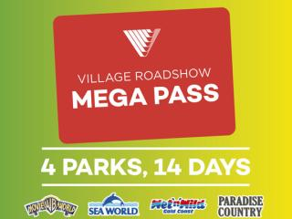 Village Roadshow 14 Day Pass