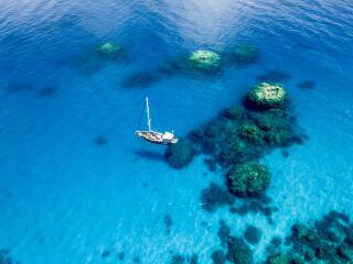 Coral Sea Dreaming - 2 Day Sailing Trip