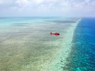 Scenic Flight - Reef