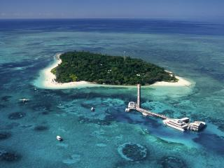 Great Barrier Reef Adventure Including Green Island