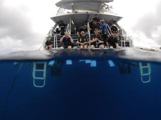 Poseidon Outer Great Barrier Reef Cruise