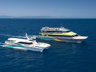 Scenic Flight & Reef Tour