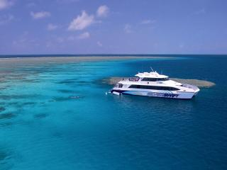 Silverswift Outer Great Barrier Reef Cruise