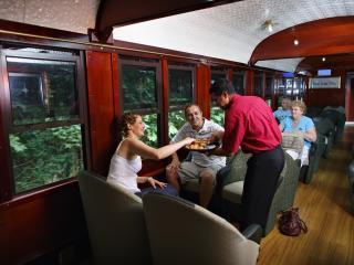 Kuranda Railway Gold Class