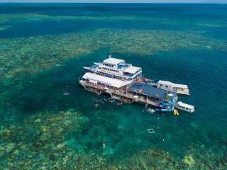 Moore Reef Pontoon