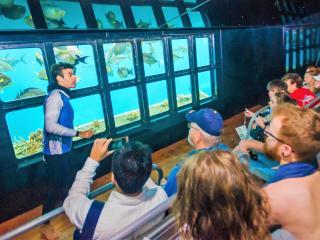 Underwater Observatory - Moore Reef