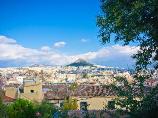 Greece Athens - View