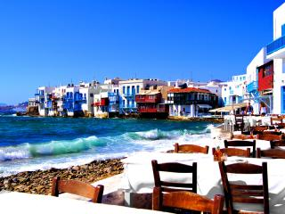 Mykonos Seaside View
