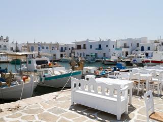 Port of Naoussa, Paros, Greece