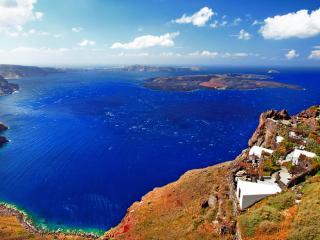 Imerovigli Village Greece