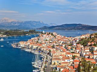 Poros Saronic Gulf Island