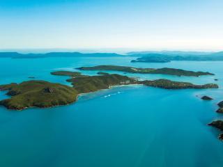 Hamilton Island Aerial