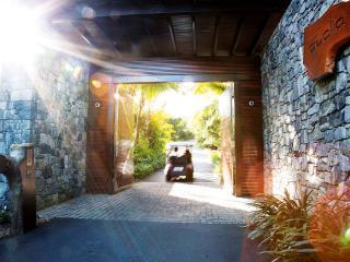 qualia Entrance Gate