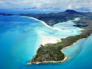 Whitehaven Beach and Hill Inlet 3