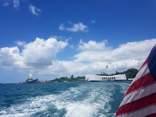 Blog - Hawaii - Pearl Harbour