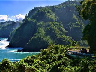 Road To Hana, Maui, Hawaii, Hana