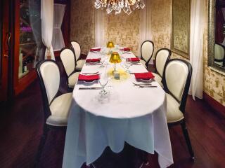 Signature Wine Room