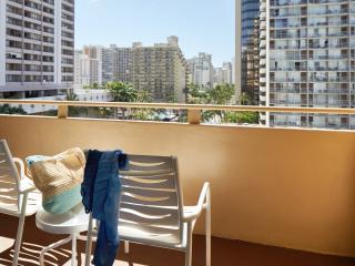 1 Bedroom Kitchenette - Balcony