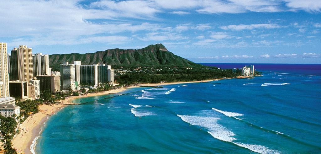 Waikiki Beach Marriott Resort And Spa Accommodation