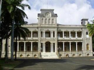 Honolulu Historical Building