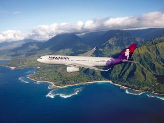 Hawaiian Airlines Plane