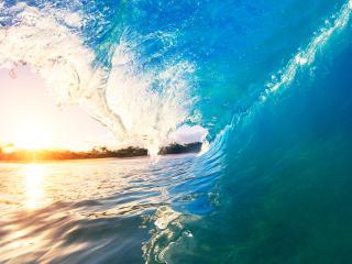 North Shore, Hawaii, Surf, Hawaii Surf, Hawaii sunrise