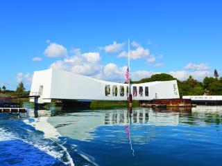 Pearl Harbour, USS Arizona, Honolulu City Tour