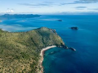 Blue Pearl Bay Island Escapade