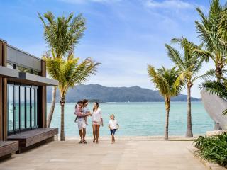 Resort Arrival