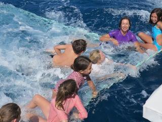 Boom Nett - Fraser Island Eco Sailing Adventure