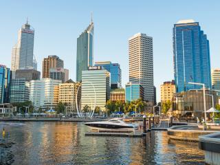 Perth Queens Harbour